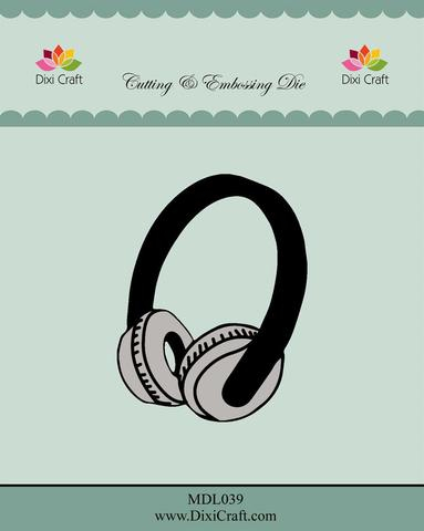 MDL039 Dixi Craft Die, Headphones