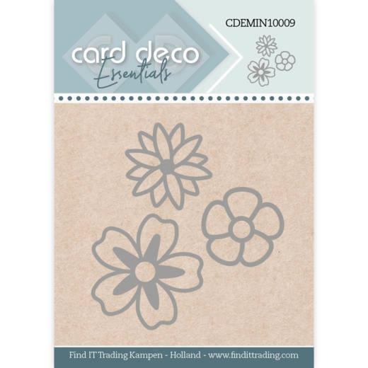 Card Deco Essentials - Mini Dies - Flowers