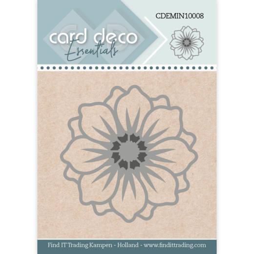Card Deco Essentials - Mini Dies - Flower