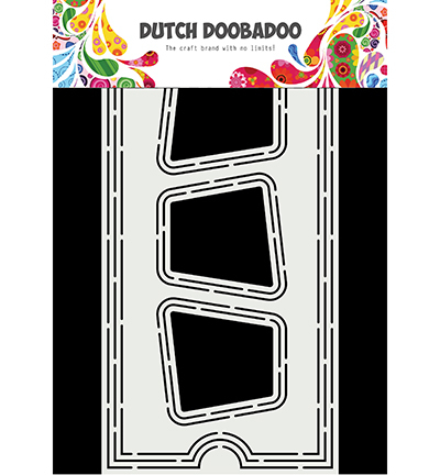 Card Art Slimline Ticket