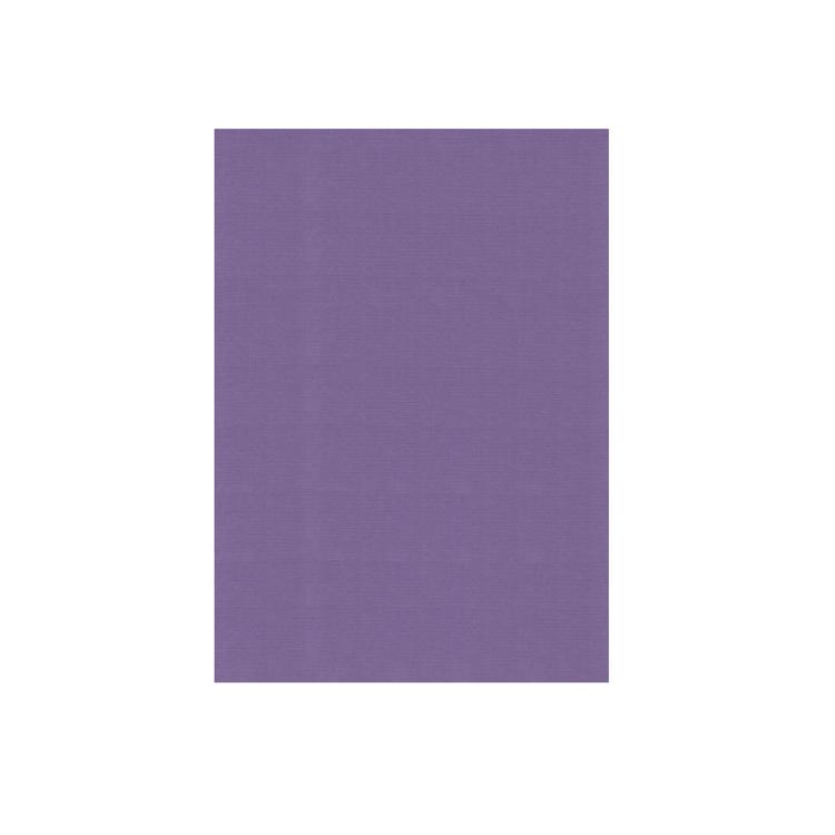 Linen Cardstock - A5 - Grape