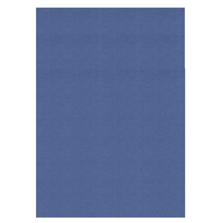 Linen Cardstock - A4 - Jeans
