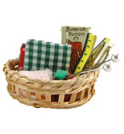 Miniatures, Basket
