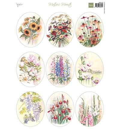 Mattie's Mooiste - Field bouquets Ovals