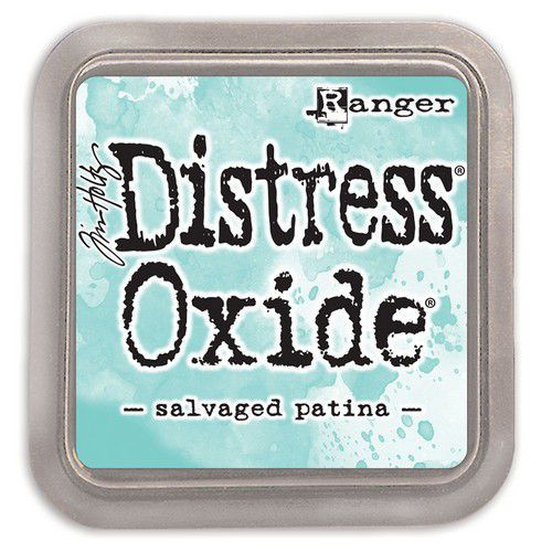 Ranger Distress Oxide - Salvaged Patina TDO72751 Tim Holtz (05-21)