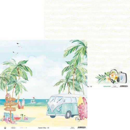 Piatek13 - Paper Summer vibes 01 P13-VIB-01 12x12 (05-21)