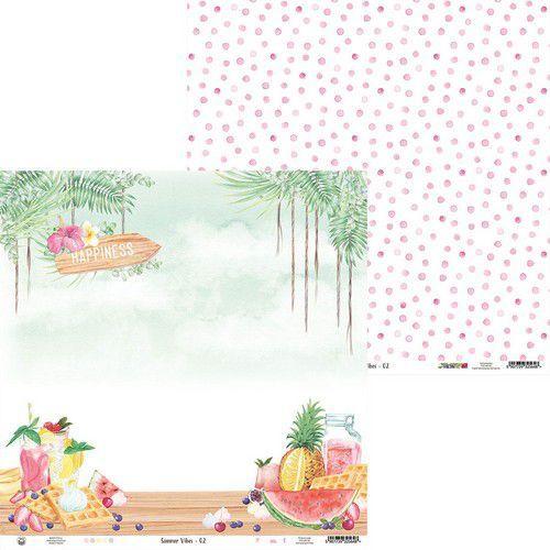 Piatek13 - Paper Summer vibes 02 P13-VIB-02 12x12 (05-21)