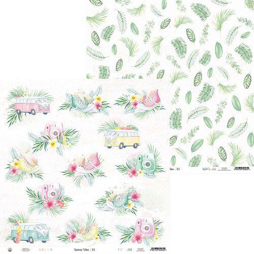 Piatek13 - Paper Summer vibes 03 P13-VIB-03 12x12 (05-21)
