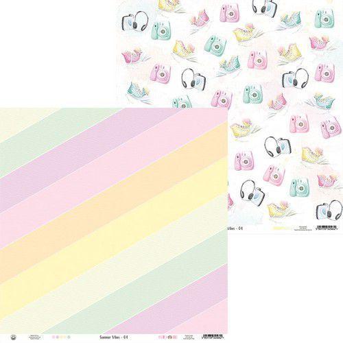 Piatek13 - Paper Summer vibes 04 P13-VIB-04 12x12 (05-21)