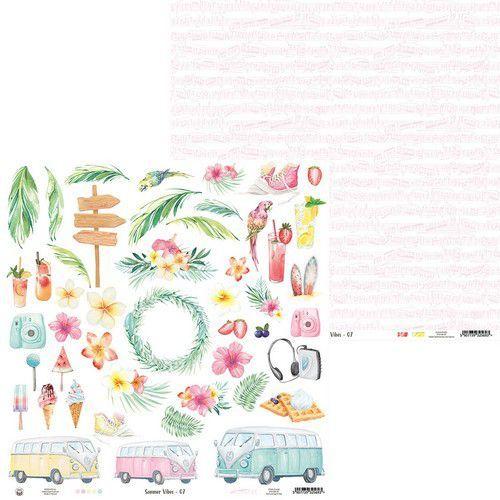Piatek13 - Paper Summer vibes 07 P13-VIB-07 12x12 (05-21)