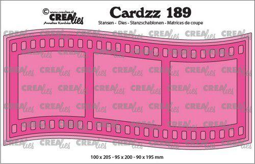 Crealies Cardzz Slimline I Filmrol CLCZ189 110x20,5cm (05-21)