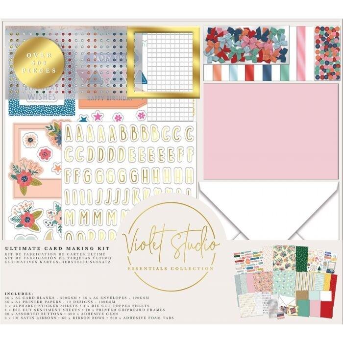Violet Studio - Large Card Making Compendium - General