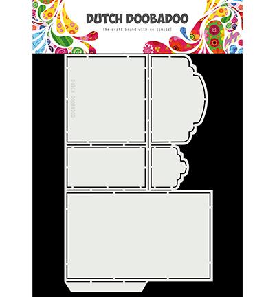 Dutch Box Art Pop-up box