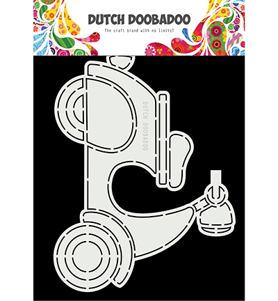 Card Art Scooter