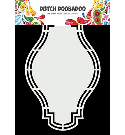 Dutch Shape Art Flame