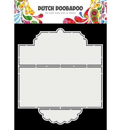 Card Art Slimline Tie card