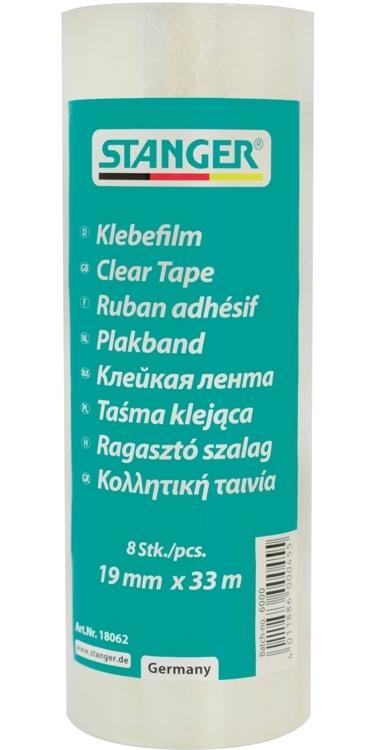 Adhesive tape 12 mm x 33 m 12 rolls shrink