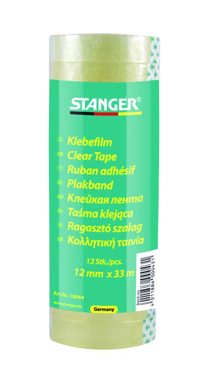 Adhesive tape 19 mm x 33 m 8 rolls shrink