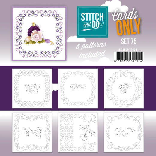 Stitch and Do - Cards Only Stitch 4K - 75
