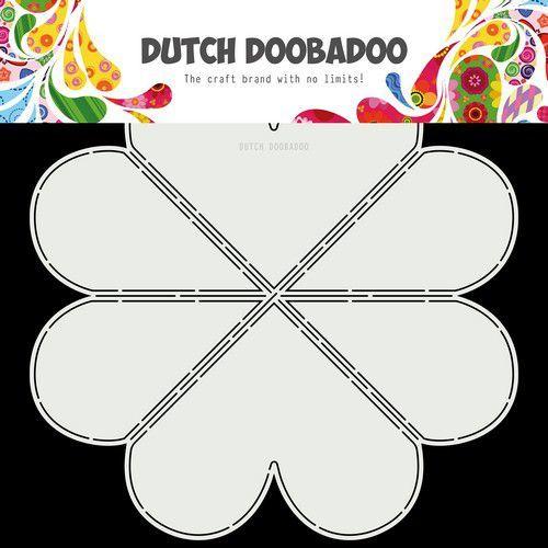 Dutch Doobadoo Dutch Card Hart 30x30cm 470.713.867 (05-21)