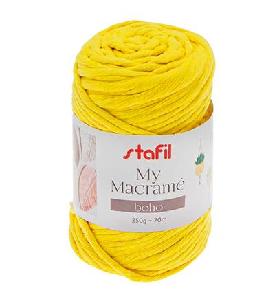 Macrame Boho, Yellow