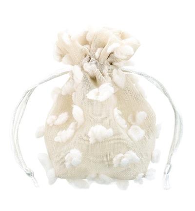 Bodhy Blockbag, Creme/Ivory