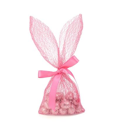 Bunny Bag Crispy, Pink