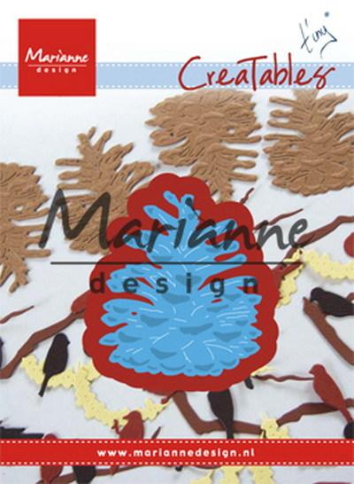Marianne Design Creatable Tiny's Pinecone L (LR0557)