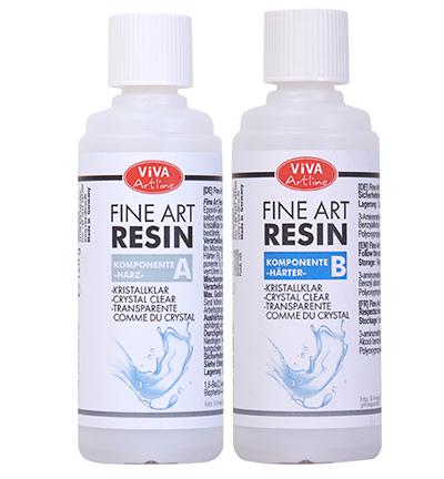 Fine Art Resin 180 gr - 2-komponentig