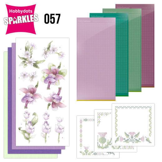 Sparkles Set 57 - Precious Marieke - Lilac Mist