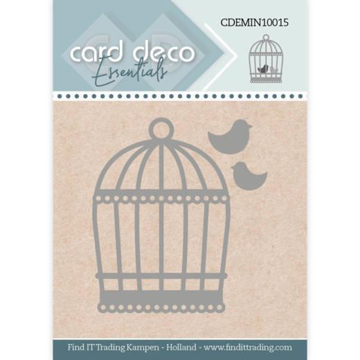 Card Deco Essentials - Mini Dies - Birdcage