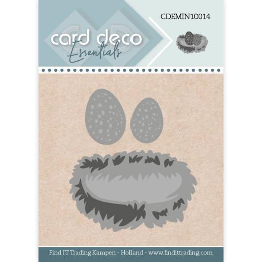 Card Deco Essentials - Mini Dies - Bird's Nest