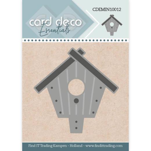Card Deco Essentials - Mini Dies - Birdhouse