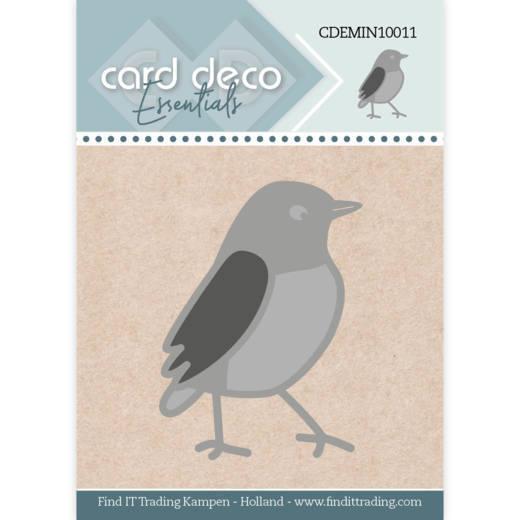 Card Deco Essentials - Mini Dies - Bird