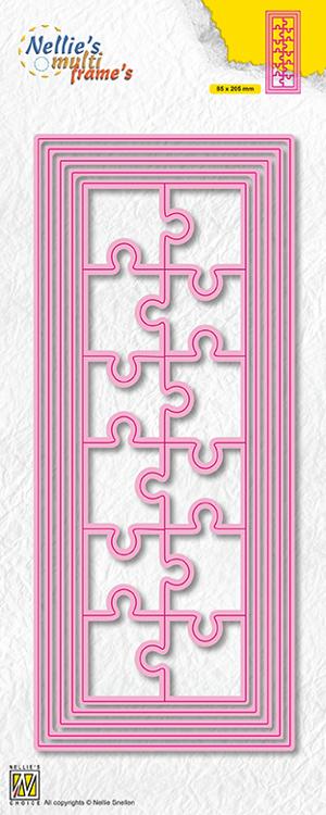 MFD145 Slimline dies puzzle