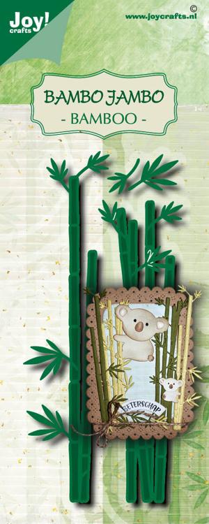 Stans-embosmal - Noor - Bamboe