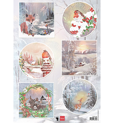 Winter wishes - Fox