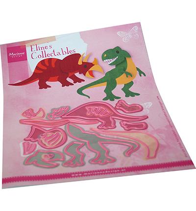 Eline's Dinosaurs