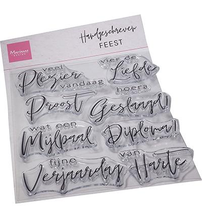 Handgeschreven - Feest