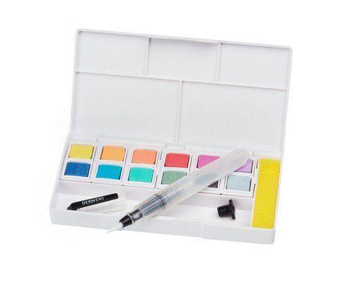 Derwent pastel shades paint pan set DPP2305865 (06-21)