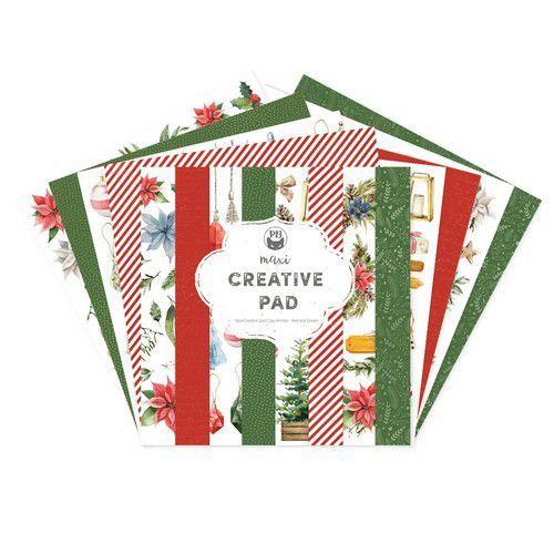 Piatek13 - Maxi Creative Pad Cosy Winter 2, 12x12 P13-MIS-17 (06-21)