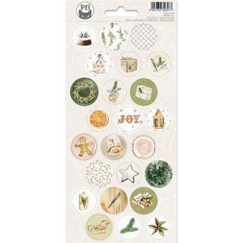 Piatek13 - Sticker sheet Cosy Winter 03 P13-COS-13 10,5x23cm (06-21)