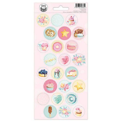 Piatek13 - Sticker sheet Sugar and Spice 03 P13-SAS-13 10,5x23cm (06-21)