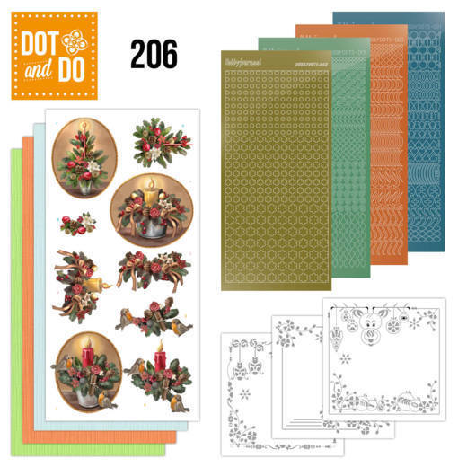 Dot and Do 206 - Amy Design - History of Christmas