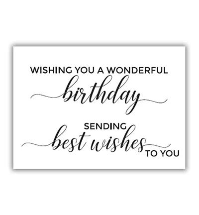 Birthday Best Wishes