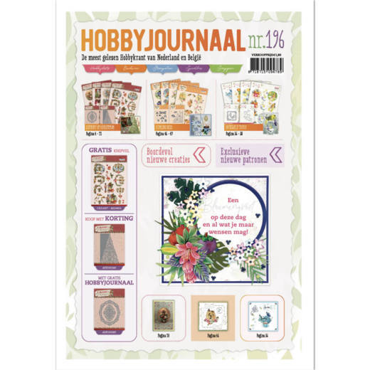 Hobbyjournaal 196