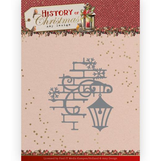 Dies - Amy Design - History of Christmas - Christmas Lantern