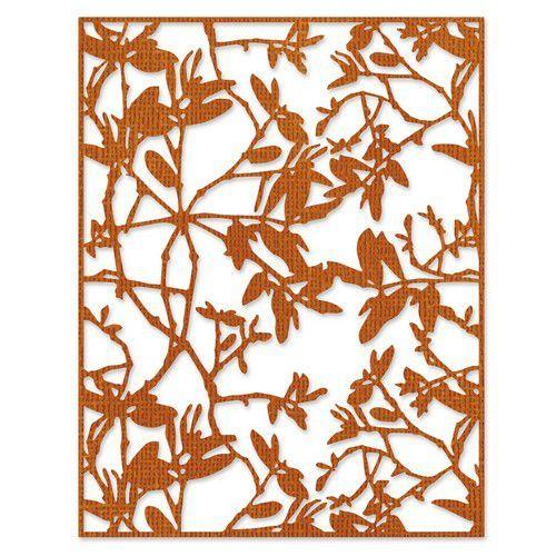 Sizzix Thinlits Die - Leafy Twigs 665436 Tim Holtz  (07-21)