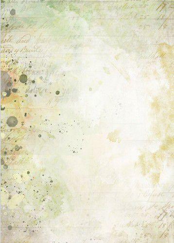 Craft&You Blossom Meadow Rice paper A4 CR05-BM01 (07-21)