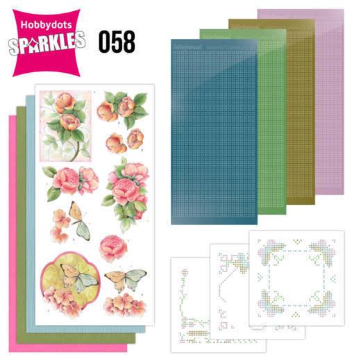 Sparkles Set 58 - Jeanine's Art - Sweetheart Pink